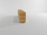 Клееный брус 250*140 (горизонтальная склейка) максимальная комплектация