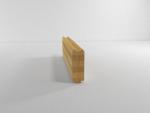 Клееный брус 250*90 (горизонтальная склейка) с чашами